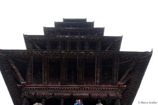 Bhaktapur, Népal 3/3