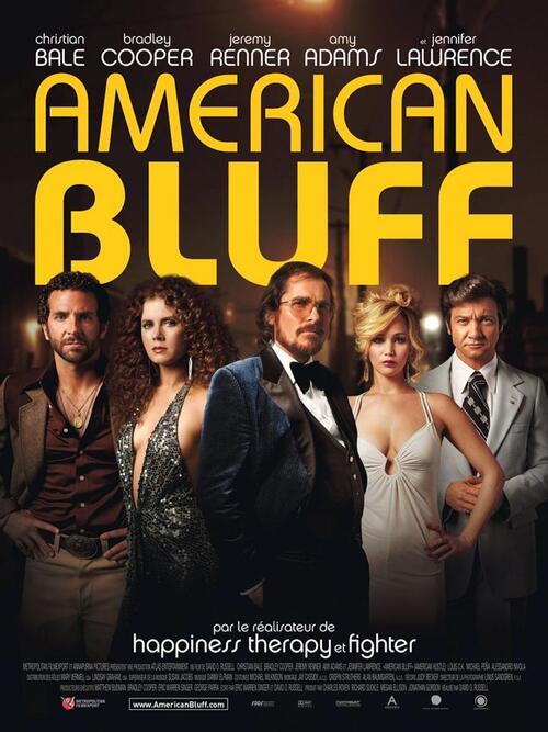 """Bonsoir a l'honneur : """" American Bluff """""""