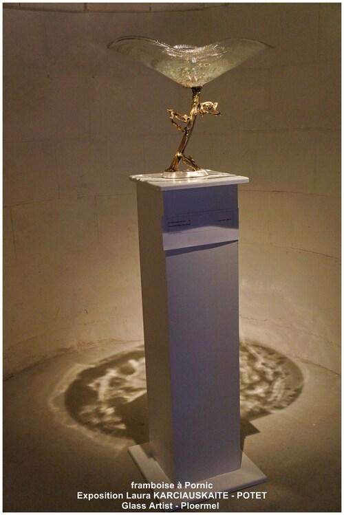 Laura POTET - Glass Artist