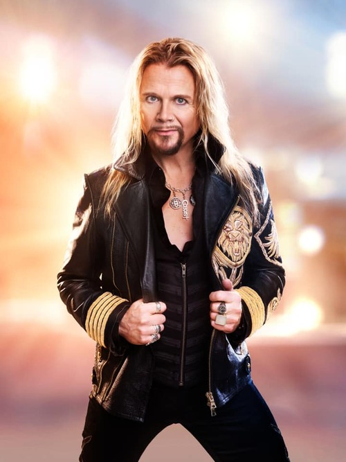 "Jakob Samuel : Vidéo cover Iron Maiden ""Run To The Hills"" à Stjärnornas Stjärna 2019 sur Tv4 en Suède"