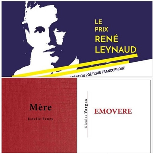 En lice pour le Prix Réné-Leynaud 2018