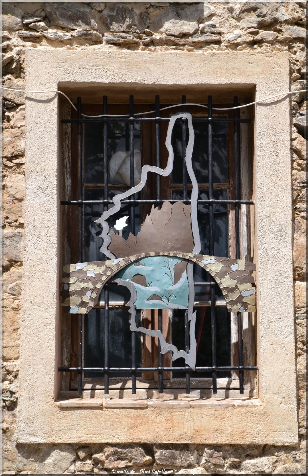 Une jolie façade - Olmi Capella - Corse