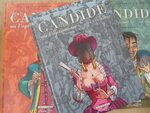 BD - Candide ou l'optimisme
