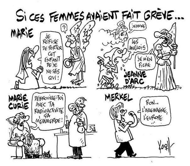 Ah les femmes !