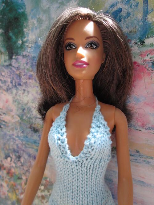 Combipantalon pour barbie