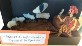 PERIODE 3: LA MYTHOLOGIE: le voyage d'Ulysse