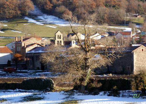 Randonnée Auzat sur Allier.06.12.2017.Clichés  Martine et Jacques