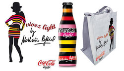 Collector Coca-Cola Rykiel + Cabas