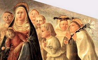 Saint Albert de Trapini ou de Messine ou de Sicile († 1307)