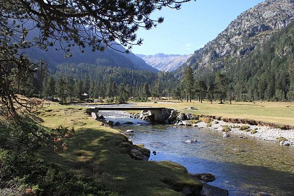 rando octobre 2010, la vallée du Marcadau 4