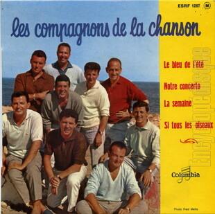Les compagnons de la chanson, 1960