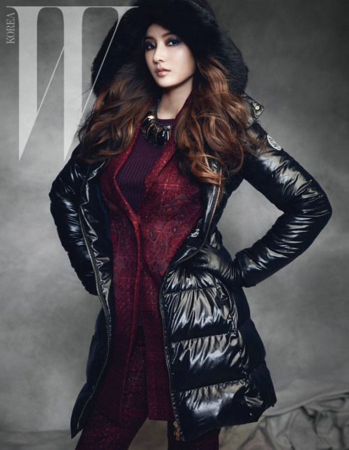 Han Chae Young pour W