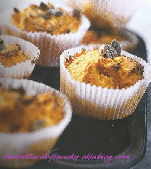 Petits gâteaux au giromon et à l'orange