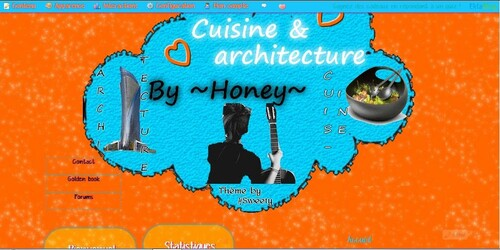 Thème Honey