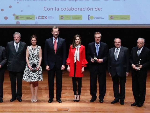 """""""Embajadores Honorarios de la Marca España"""""""