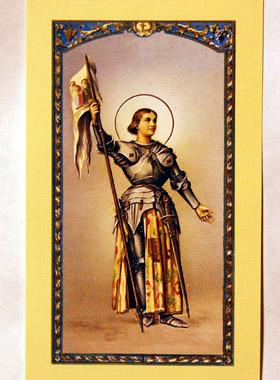 Jeanne d'Arc (13mai)