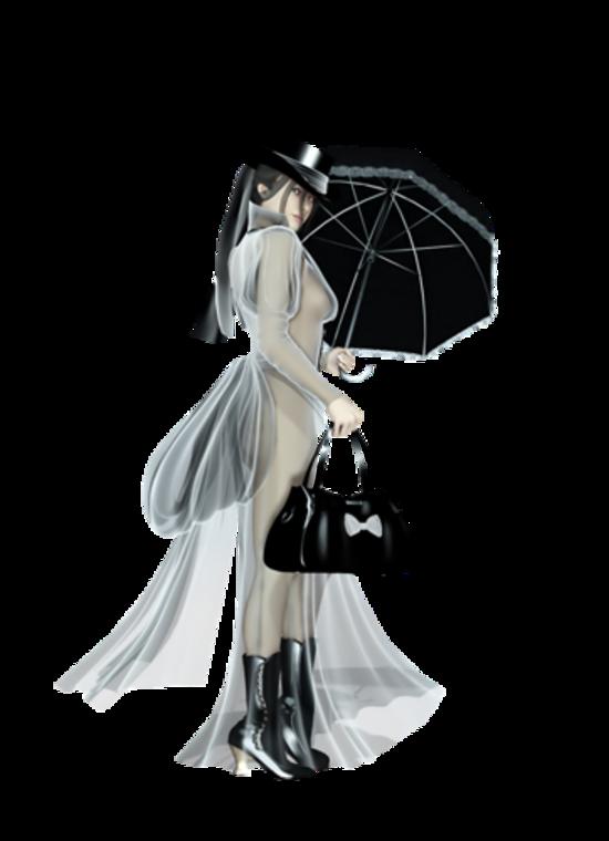 Femmes gothiques ( ou autre personnage ) 2