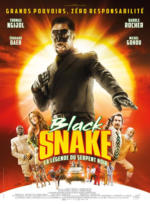 """Bonsoir a l'honneur : """" Black Snake """""""