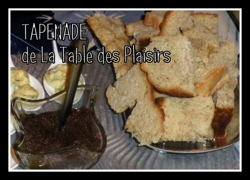 MA TAPENADE MIXTE