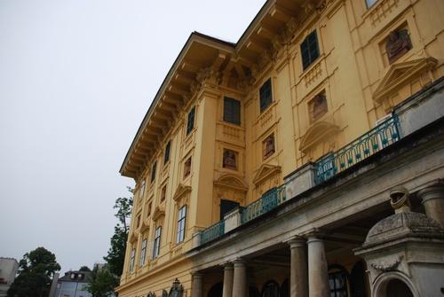 Eisenstadt et le çâteau Esterhazy en Autriçe (photos)