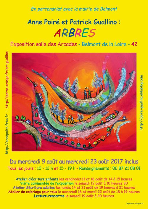 Arbres - Mercredi 9 août 2017