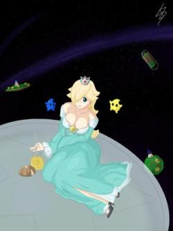 ( Mario ) Rosalina Harmonie.
