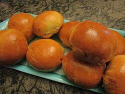 Bun's jambon fromage