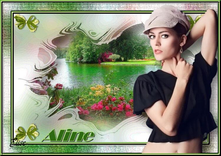 Aline de Evalynda psp