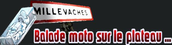 Plateau de Millevaches : balade moto d'Automne