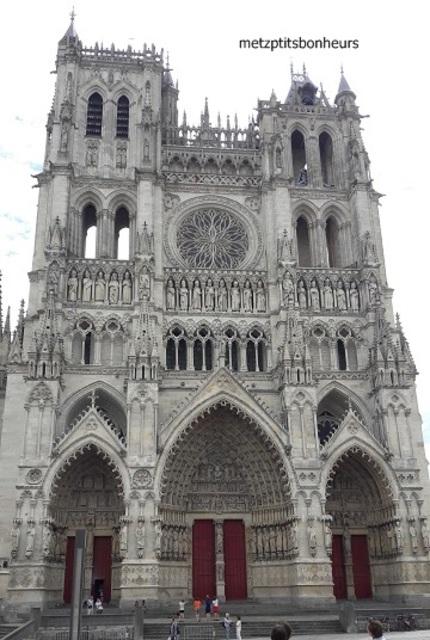 ... une belle journée à Amiens!