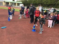 Rencontre scolaire athlétisme MS/GS