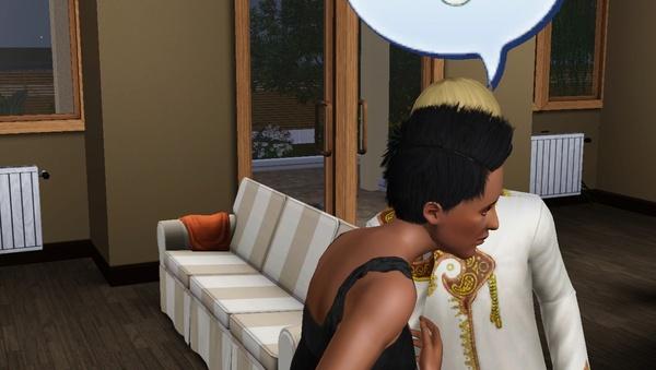 Chapitre 25 : Evangeline grandit et cherche l'amour