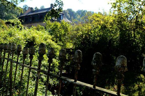 Les Jardin d'Aywiers - Automne 2015 (2/3)