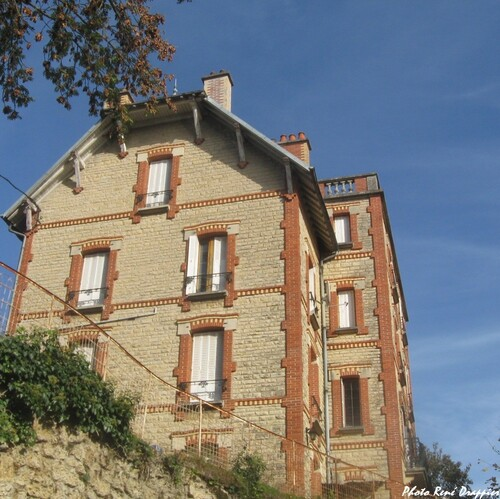 -Des maisons de style Aubois