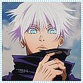 icons pack : Gojo (Jujutsu Kaisen)