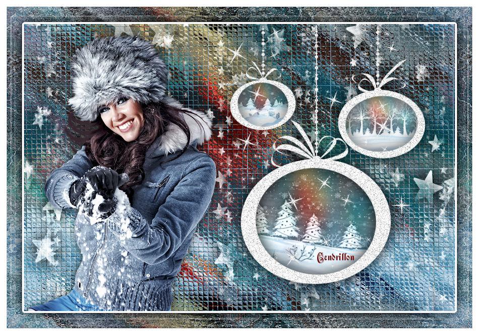 Boules de Noël - Veroreves