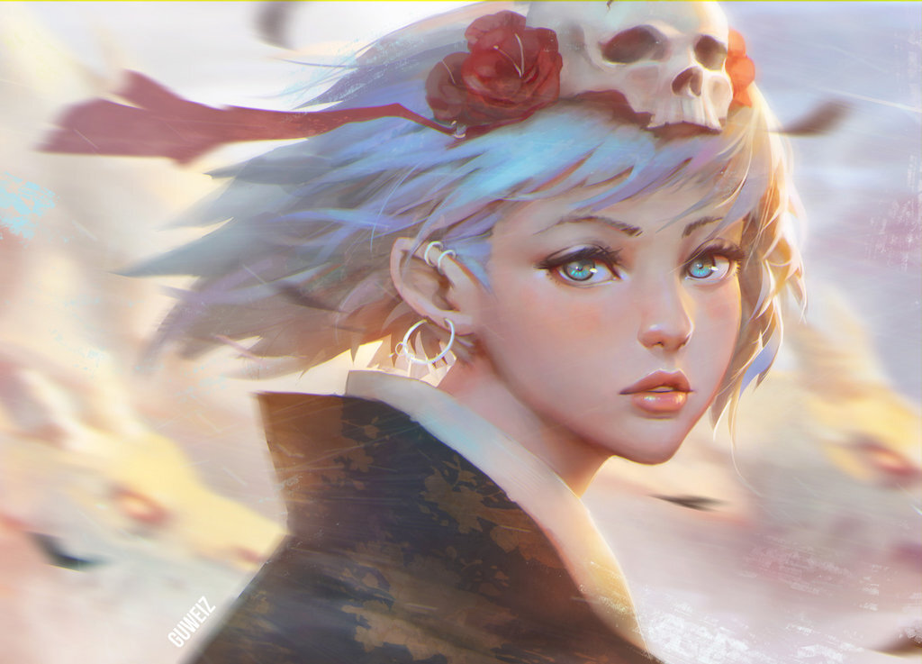 Wind by GUWEIZ