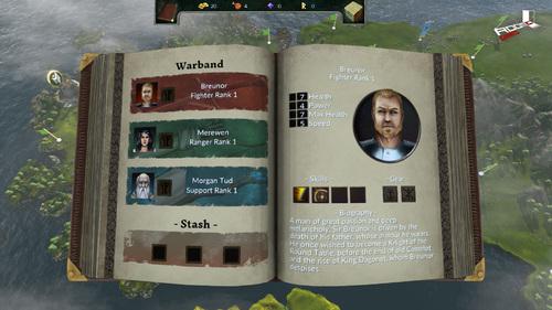 NEWS : The Hand of Merlin, livre interactif*