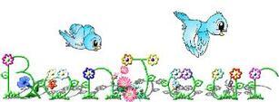 c'est le printemps dans mon oasis **