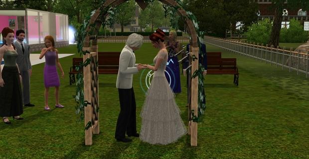 3-Un mariage orgniser