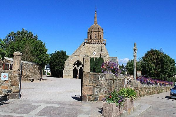 Perros-Guirec l'église st jacques