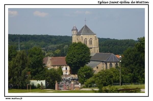 Eglise Saint-Gilles de Watten