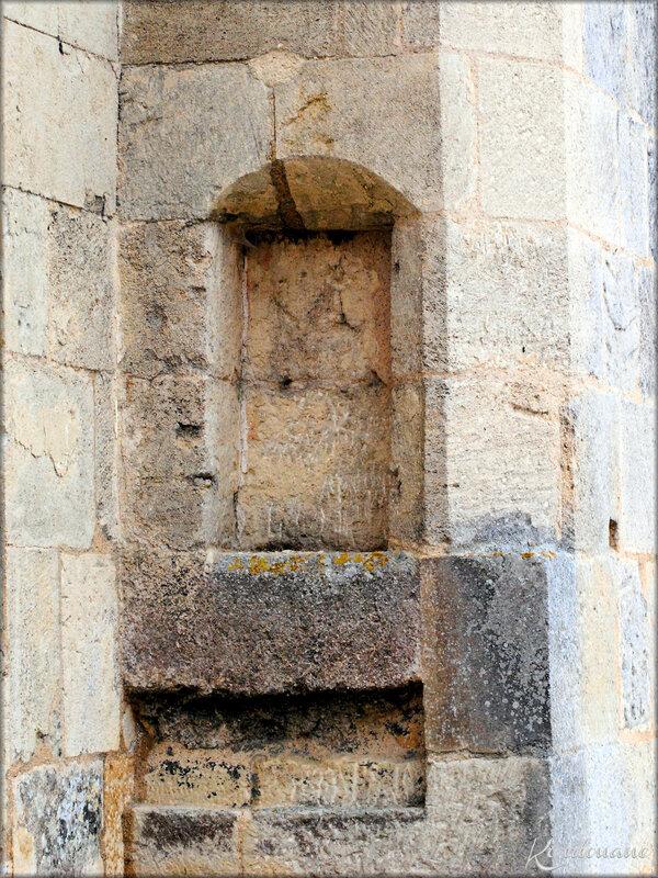 Transept et travée principale (Abbaye de la Sauve Majeure)