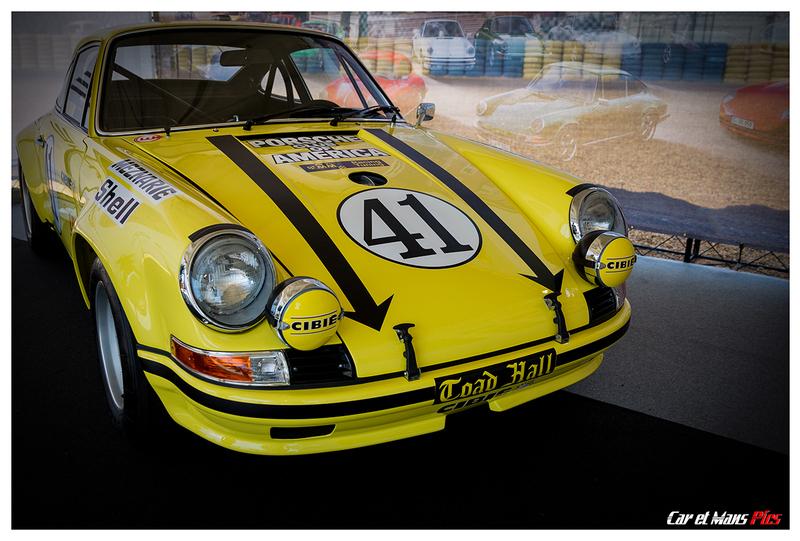 PORSCHE 911 MEZNARIE KEYSER 1972