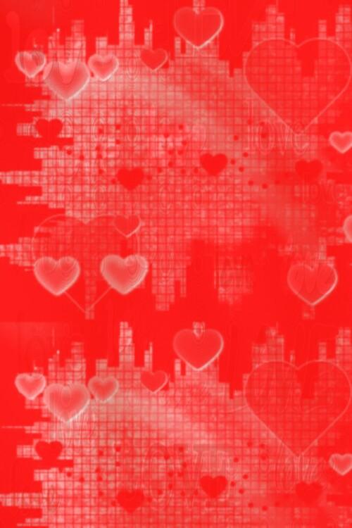 Série 3 Fond Blog Coeur