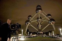 L'Atomium, le bâtiment le plus bizarre d'Europe