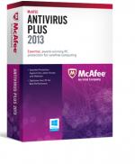 McAfee antivirus plus 2012 - Licence 180 jours gratuits