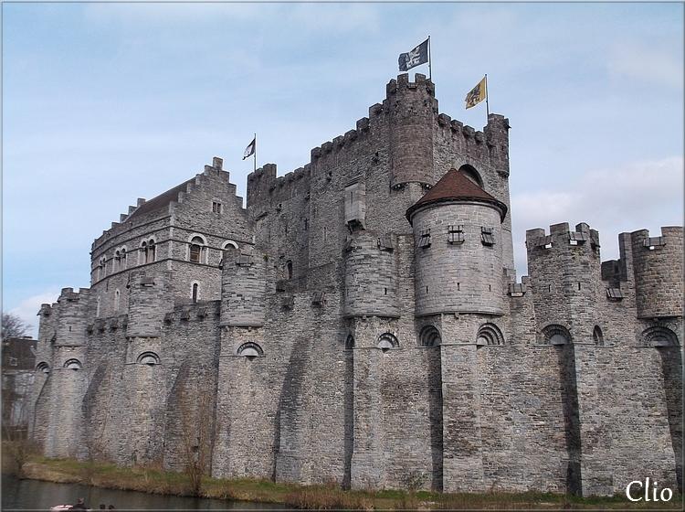 Gand - Le Château des Comtes