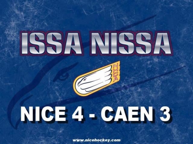 NICE 4 - CAEN 3