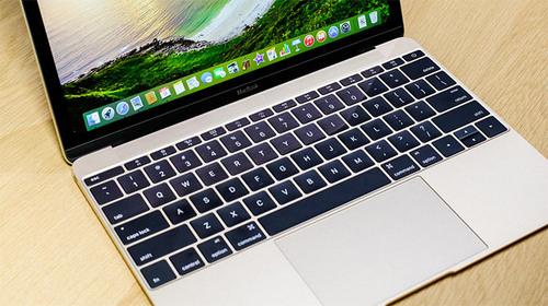 Apple MacBook 2015 - Clavier